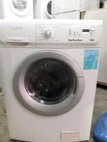 Combo Kering Mesin Basuh Washer Electrolux Dryer
