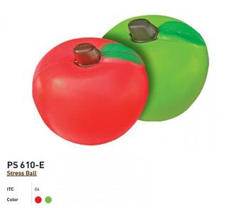 Apple Stress Ball bentuk Epal