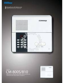 Commax Interphone & Intercom CM-801 & CM-800