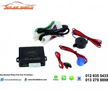 Myvi icon Buzzer Brake Lock 4 in 1