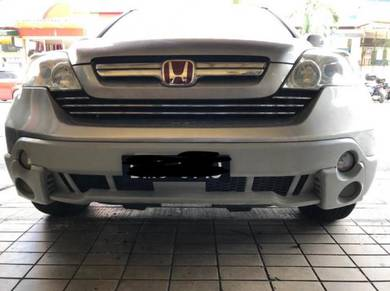 Honda CRV 2007 Mugen Bodykit Body kit skirt bumper