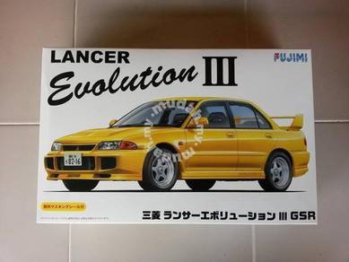 1-24 mitsubishi lancer evo3 wira gsr car kit