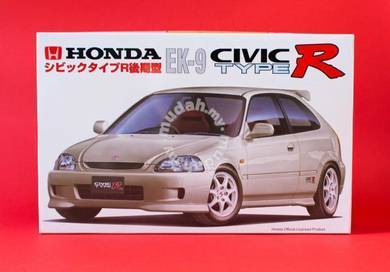 1 24 Honda Civic ek9 car kit