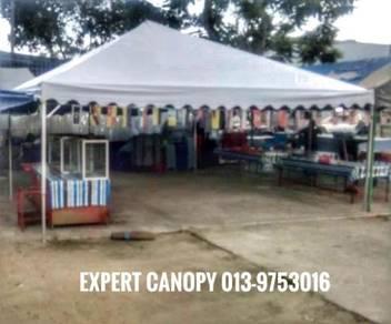 Canopy pyramid 20'x20 Baru nih