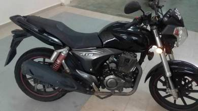 Demak ATM 200cc (jualan gudang) 2015=First model