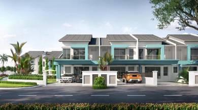 Biggest & Cheapest Double Storey Puncak Alam ( Shah Alam 2 )
