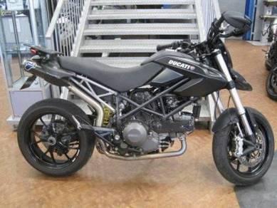2012 Ducati Hypermotard Like New