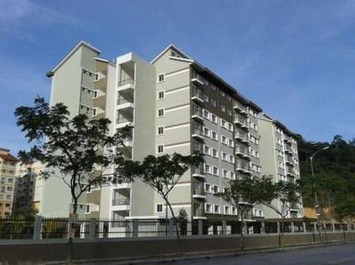 PARTIALLY Tiara Hatamas Condo Tmn Segar Ekocheras leisure mall