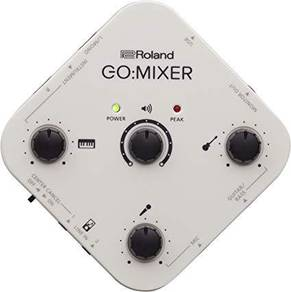 Roland GO MIXER Audio Mixer for Smartphone