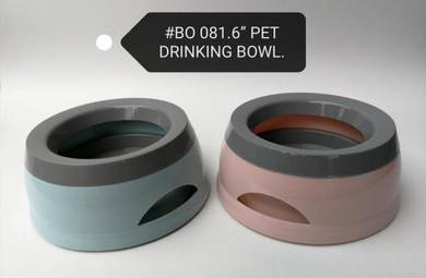 Kucing Anjing Float Pet Water Bowl Cat Dog BO-081