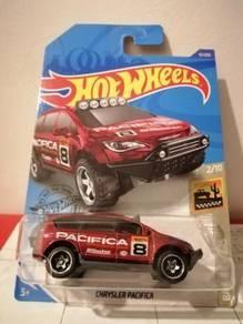 New Chrysler Pacifica 8 Baja Blazers Hot Wheels Ho
