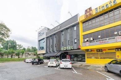 I-style hotel johor jaya jalan ros merah freehold good investment