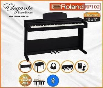 Roland RP-102Bk SuperNATURAL Digital Piano