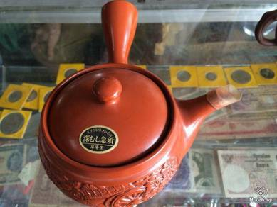 Antique Korea Tea Pot Cawan Teko