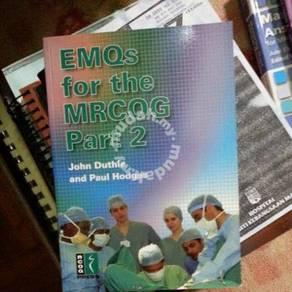EMQ for MRCOG PART 2