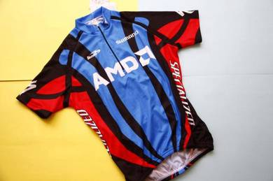 Specialized AMD cycling jersey by Biemme - S