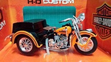 1947 Servi Car Harley Davidson
