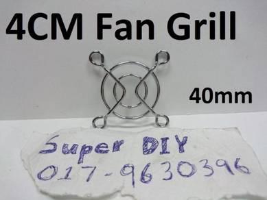 40*40mm 4cm fan protective grill metal fan guard