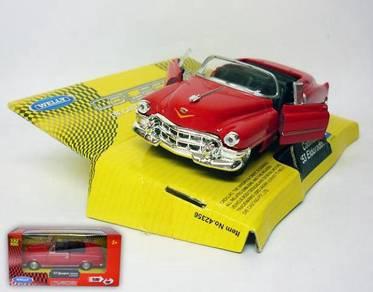 1957 cadillac eldorado 1/38 classic car