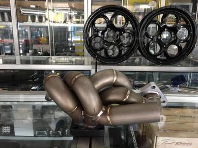 Turbo manifold GSR TD05 OFFER