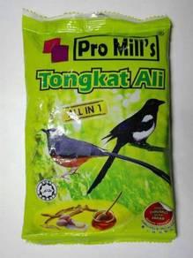 Pro Mill's Makanan Burung Tongkat Ali Bird 150gram
