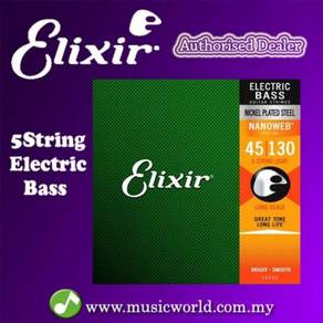 ELIXIR STRING NANOWEB 5 STRING ELECTRIC Bass