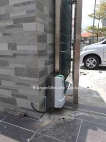 Plentong Autogate Johor Auto gate DCmoto System