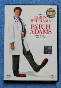Patch Adams dvd