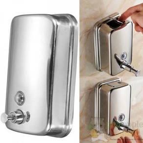 Stainless steel soap dispenser 04
