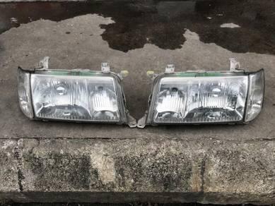 No 15-10-15 Lampu Kristal Toyota Crown Jzs155 Jpn