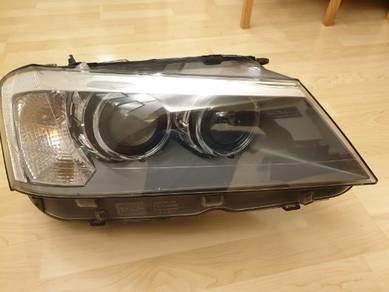 2014 BMW X3 F25 headlight