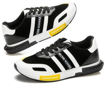 R0249 Mixed Color Sneaker White Casual Sport Shoes