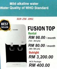 Cuckoo Fushion Top - mineral water
