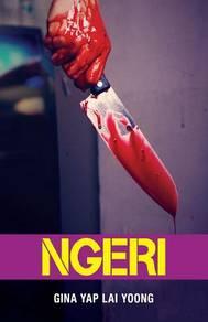 Novel NGERI karya Gina Yap Lai Yoong