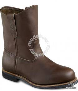 Safety Shoes Red Wing Men 9Inch ST Pecos 966