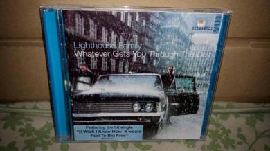 CD Lighthouse Family - WhateverGet You Thru