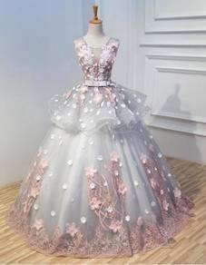 Wedding prom dinner evening Gown Dress RB0166