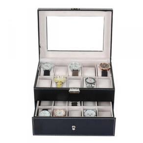 Kotak jam watch box 20 slots 06