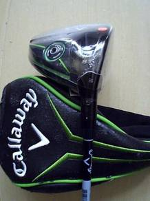 BRAND NEW Callaway Fit Xtreme 9.5* Golf Driver S