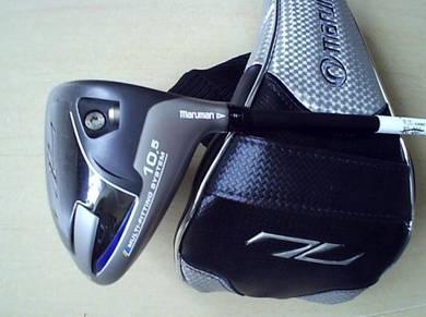 Maruman Zeta Type-713 10.5* Golf Driver Stiff Regu