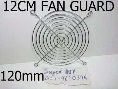 120mm 12cm fan protective grill metal fan guard