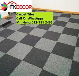 DIY Modern Office Carpet Tiles pl34rt