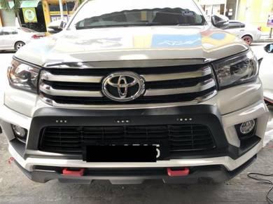 Toyota Hilux revo RBS Bodykit Body kit Skirt Lip