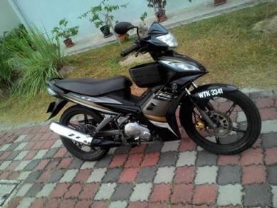 Yamaha Lc 135 Standard Black
