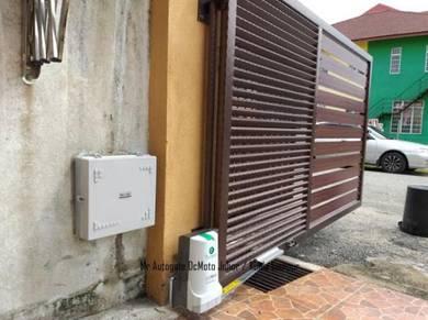 Pasir Gudang Autogate Johor Auto gate JB hybrid DC