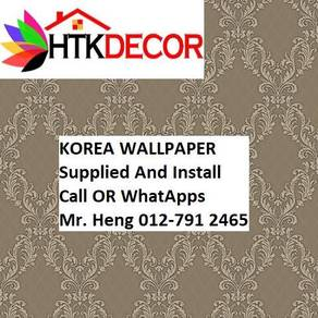 Design Decor Wall paper with Install 76AVG