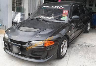 Bonnet Evo 9 For Proton Wira Satria Putra