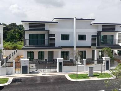 New Double Storey Semi D House Jenderam Hilir