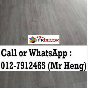 Natural Wood PVC Vinyl Floor - With Install 27IH