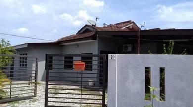 Rumah Corner Lot IM 2